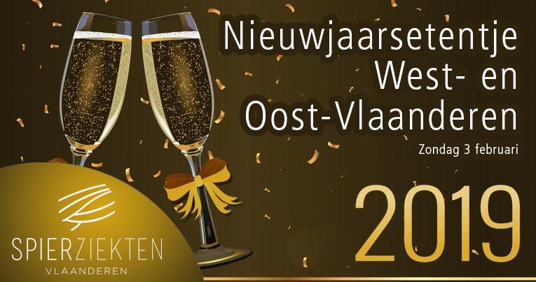 tribe-loading Oost- en West-Vlaams Nieuwjaarsetentje