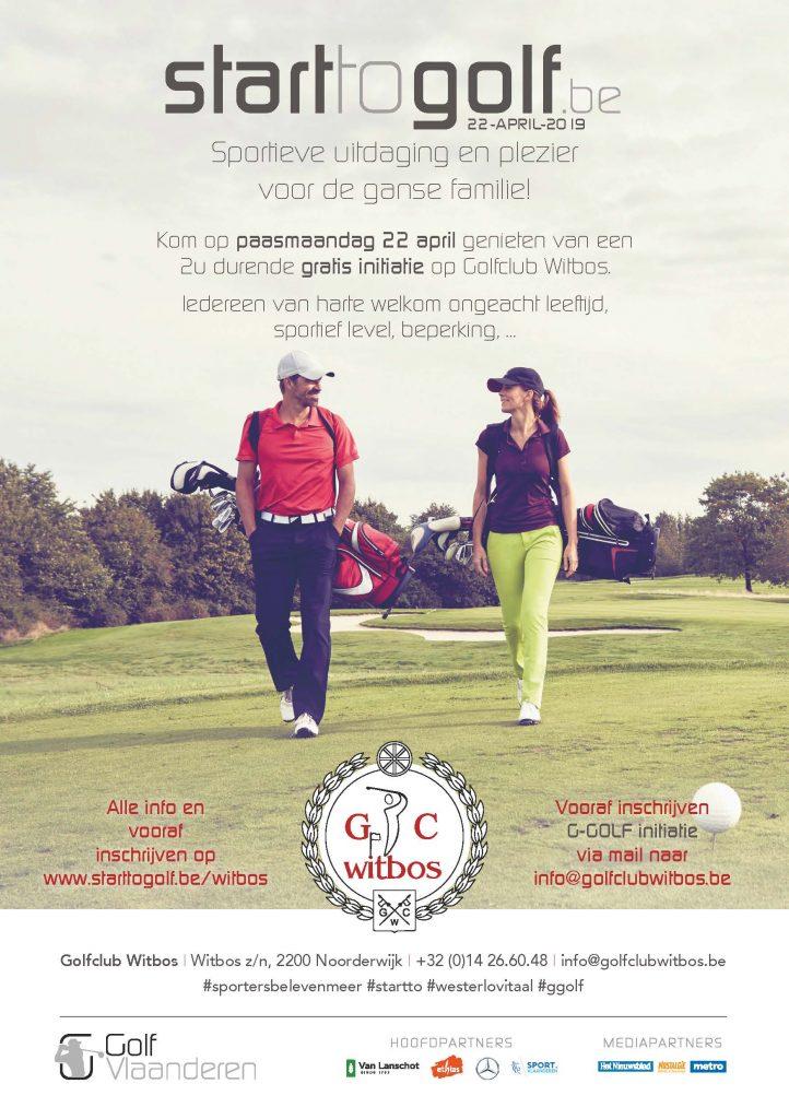 tribe-loading Initiatieles Golfclub Witbos
