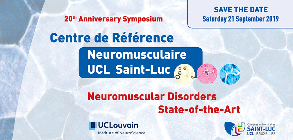 tribe-loading Symposium 20th anniversary CRNM UCL-Saint-Luc