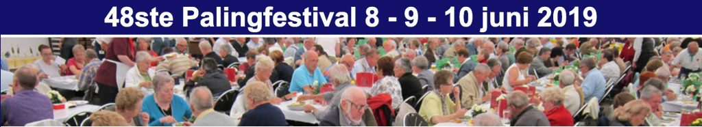tribe-loading 48ste Palingfestival, ook onze vrijwilligers zullen er zijn!