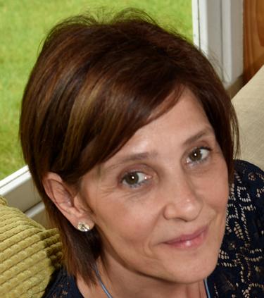 Portretfoto_Carina Maak kennis met ons Spierziekten Vlaanderen-team