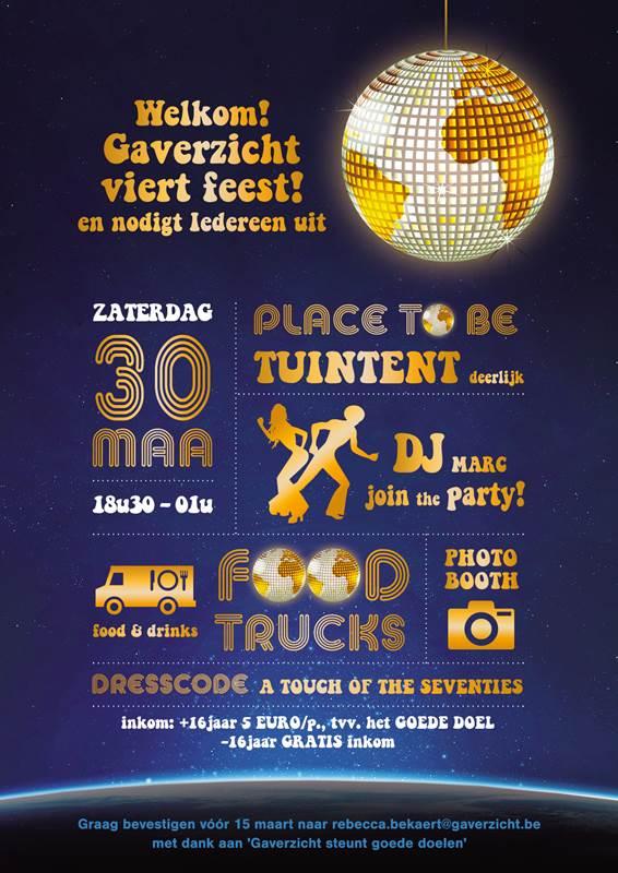tribe-loading Gaverzicht Feest! tvv Spierziekten Vlaanderen