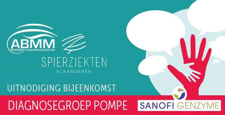 tribe-loading Informatieve bijeenkomst diagnosegroep ziekte van Pompe