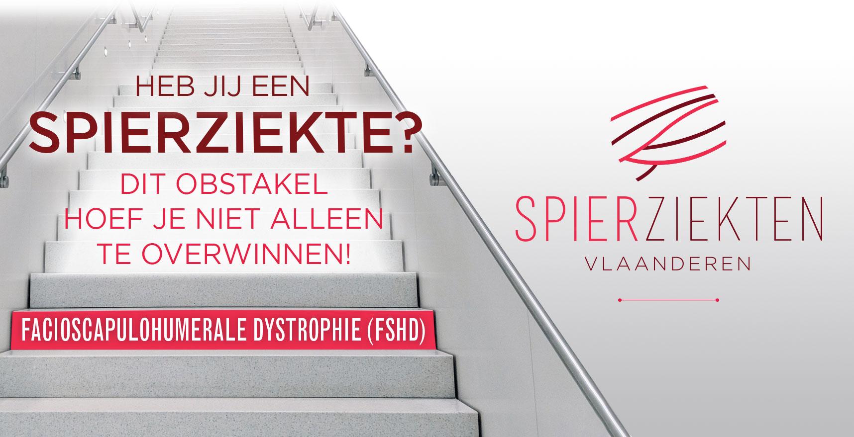 DeWarmsteWeek_NieuwLogoMFL_10cm_SpierziektenVl Facioscapulohumerale dystrofie (FSHD)
