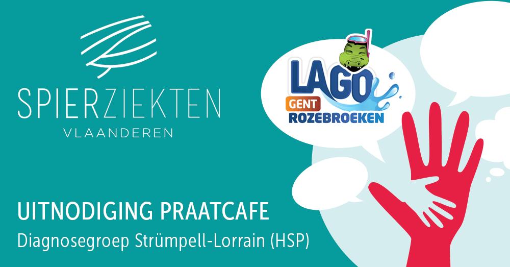 tribe-loading Bijeenkomst diagnosegroep Strümpell-Lorrain (HSP)